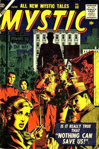 Cover Thumbnail for Mystic (Marvel, 1951 series) #60