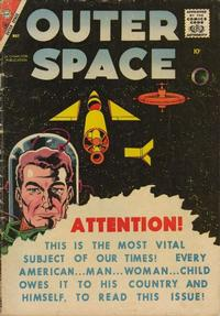 Cover Thumbnail for Outer Space (Charlton, 1958 series) #17