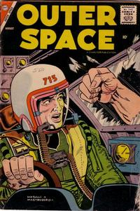 Cover Thumbnail for Outer Space (Charlton, 1958 series) #18
