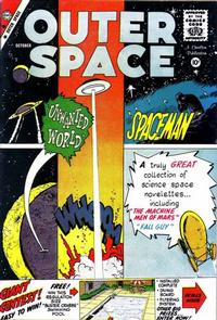 Cover Thumbnail for Outer Space (Charlton, 1958 series) #24