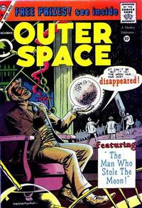 Cover Thumbnail for Outer Space (Charlton, 1958 series) #25