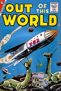 Cover Thumbnail for Out of This World (Charlton, 1956 series) #1