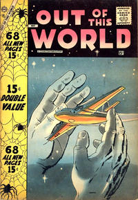 Cover Thumbnail for Out of This World (Charlton, 1956 series) #8