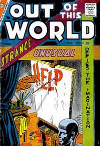 Cover Thumbnail for Out of This World (Charlton, 1956 series) #10