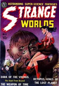 Cover Thumbnail for Strange Worlds (Avon, 1950 series) #2