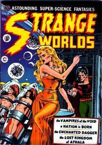 Cover Thumbnail for Strange Worlds (Avon, 1950 series) #4