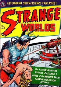 Cover Thumbnail for Strange Worlds (Avon, 1950 series) #9