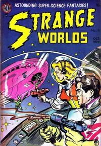 Cover Thumbnail for Strange Worlds (Avon, 1950 series) #18