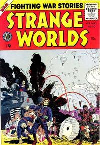 Cover Thumbnail for Strange Worlds (Avon, 1950 series) #20