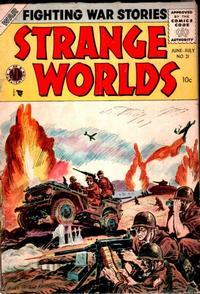 Cover Thumbnail for Strange Worlds (Avon, 1950 series) #21