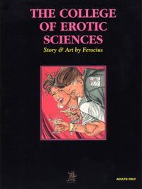 Cover Thumbnail for The College of Erotic Sciences (Last Gasp, 2000 series) #[nn]