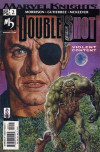 Cover Thumbnail for Marvel Knights Double Shot (Marvel, 2002 series) #2