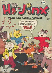 Cover Thumbnail for Hi-Jinx (American Comics Group, 1947 series) #1