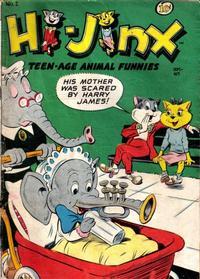 Cover Thumbnail for Hi-Jinx (American Comics Group, 1947 series) #2