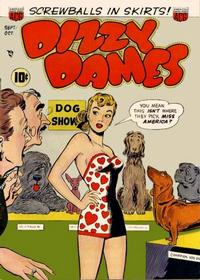 Cover Thumbnail for Dizzy Dames (American Comics Group, 1952 series) #1