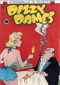 Cover Thumbnail for Dizzy Dames (American Comics Group, 1952 series) #2