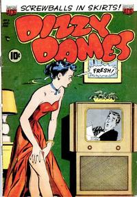 Cover Thumbnail for Dizzy Dames (American Comics Group, 1952 series) #3