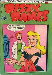 Cover for Dizzy Dames (American Comics Group, 1952 series) #6