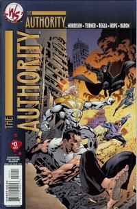 Cover Thumbnail for The Authority (DC, 2003 series) #0
