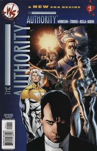 Cover Thumbnail for The Authority (DC, 2003 series) #1