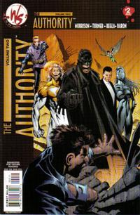 Cover Thumbnail for The Authority (DC, 2003 series) #2