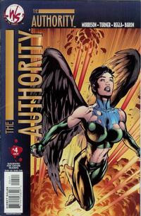 Cover Thumbnail for The Authority (DC, 2003 series) #4