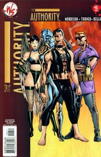 Cover Thumbnail for The Authority (DC, 2003 series) #6