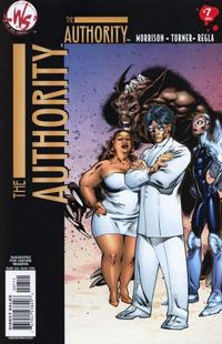 Cover Thumbnail for The Authority (DC, 2003 series) #7