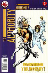 Cover Thumbnail for The Authority (DC, 2003 series) #8