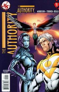 Cover Thumbnail for The Authority (DC, 2003 series) #9