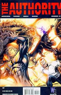 Cover Thumbnail for The Authority (DC, 2003 series) #10