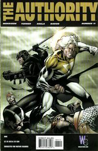 Cover Thumbnail for The Authority (DC, 2003 series) #11