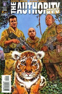 Cover Thumbnail for The Authority: More Kev (DC, 2004 series) #2