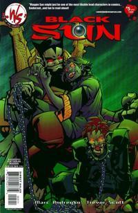 Cover Thumbnail for Black Sun (DC, 2002 series) #5