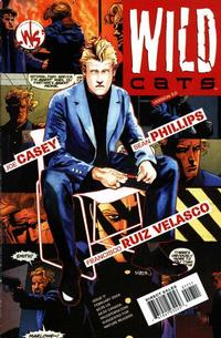 Cover Thumbnail for Wildcats Version 3.0 (DC, 2002 series) #17