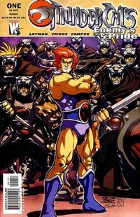 Cover Thumbnail for Thundercats: Enemy's Pride (DC, 2004 series) #1
