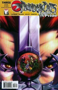 Cover Thumbnail for Thundercats: Enemy's Pride (DC, 2004 series) #3