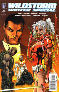Cover Thumbnail for Wildstorm Winter Special (DC, 2005 series) #1