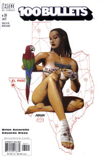 Cover Thumbnail for 100 Bullets (DC, 1999 series) #30