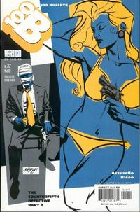 Cover Thumbnail for 100 Bullets (DC, 1999 series) #32