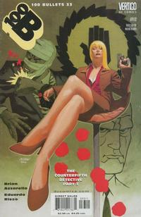Cover Thumbnail for 100 Bullets (DC, 1999 series) #33