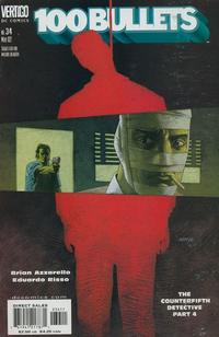 Cover Thumbnail for 100 Bullets (DC, 1999 series) #34