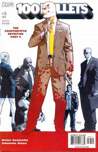 Cover Thumbnail for 100 Bullets (DC, 1999 series) #35