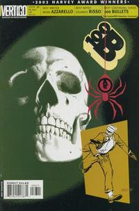 Cover Thumbnail for 100 Bullets (DC, 1999 series) #36