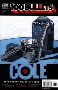 Cover Thumbnail for 100 Bullets (DC, 1999 series) #38
