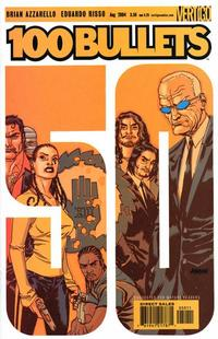 Cover Thumbnail for 100 Bullets (DC, 1999 series) #50