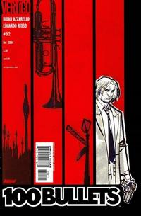 Cover for 100 Bullets (DC, 1999 series) #52