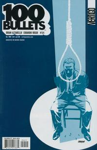 Cover Thumbnail for 100 Bullets (DC, 1999 series) #54