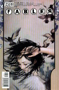 Cover Thumbnail for Fables (DC, 2002 series) #33