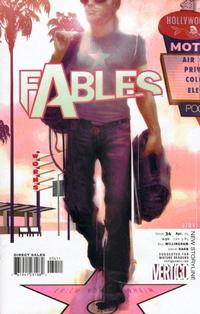 Cover Thumbnail for Fables (DC, 2002 series) #34